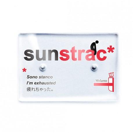 Magnete Plexiglass Sunstrac